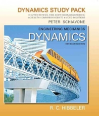 Study Pack for Engineering Mechanics: Dynamics (13th) edition 132911299 9780132911290