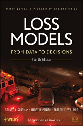Loss models from data to decisions 4th edition rent from data to decisions fandeluxe Choice Image