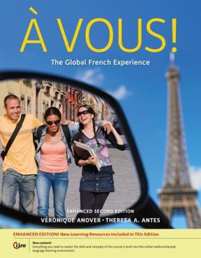 A vous 2nd edition rent 9781285545837 chegg 2nd edition 9781285545837 1285545834 fandeluxe Images