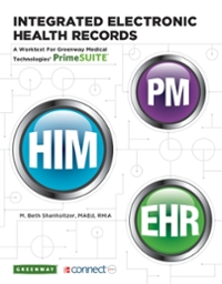 eBook Online Access for Integrated Electronic Health Records 2nd edition 9780078135781 0078135788