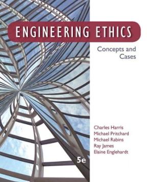 engineering ethics 5th edition pdf