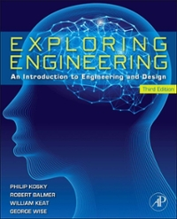 Exploring Engineering 3rd edition 9780124159808 012415980X