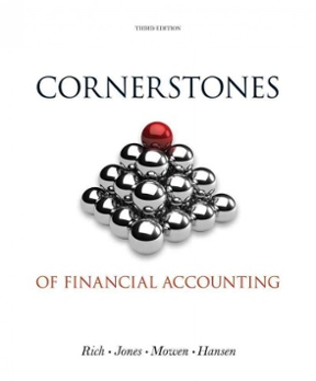 Cornerstones of financial accounting 3rd edition rent cornerstones of financial accounting 3rd edition 9781285607153 1285607155 view textbook solutions fandeluxe Gallery