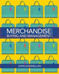 Merchandise Buying and Management 4th Edition 9781609014902 1609014901