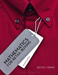 Mathematics for Retail Buying 7th Edition 9781609015244 160901524X