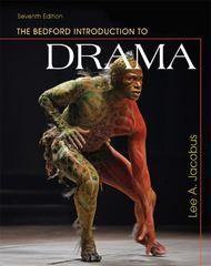 The Bedford Introduction to Drama 7th Edition 9781457606328 1457606321