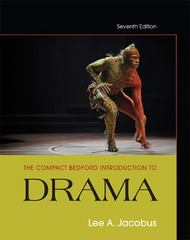 The Compact Bedford Introduction to Drama 7th Edition 9781457606335 145760633X
