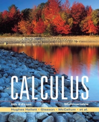 Calculus Multivariable (5th) edition 0470131586 9780470131589