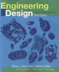 Engineering Design: A Project Based Introduction 3rd edition 9780470225967 0470225963