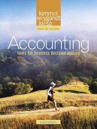 Accounting (3rd) edition 0470377852 9780470377857