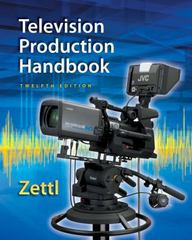 Television Production Handbook 12th Edition 9781285052670 1285052676