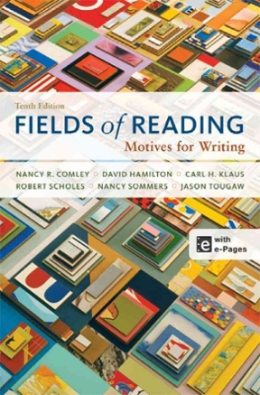 Fields of reading motives for writing 10th edition rent fields of reading 10th edition 9781457608919 145760891x fandeluxe