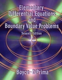 Elementary differential equations and boundary value problems 7th elementary differential equations and boundary value problems 7th edition 9780471319993 0471319996 fandeluxe Images