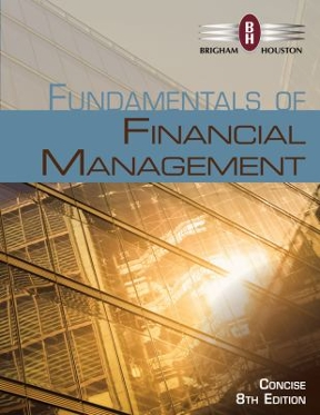 Fundamentals of financial management concise edition with thomson fundamentals of financial management concise edition with thomson one business school edition 1 term 6 months printed access card 8th edition fandeluxe Image collections