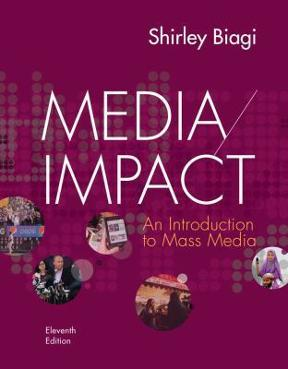 Mediaimpact 11th edition rent 9781305162808 chegg mediaimpact 11th edition 9781305162808 1305162803 view textbook solutions fandeluxe Image collections