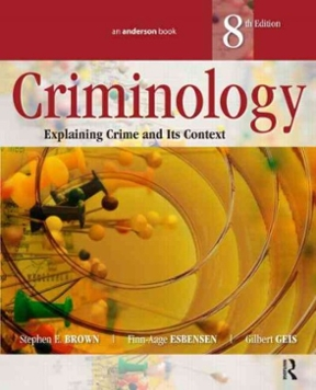 explaining crime First steps in an empirical study of the nature of real and imaginary crime / peter macnaughton-smith, maureen spencer -.