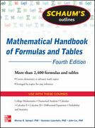Schaum's Outline of Mathematical Handbook of Formulas and Tables, 4th Edition 4th Edition 9780071795371 0071795375