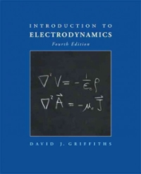Introduction to Electrodynamics (4th) edition 0321972101 9780321972101