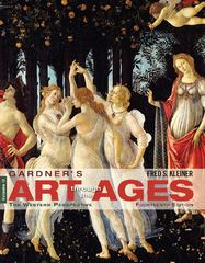 Gardner's Art through the Ages 14th Edition 9781133949992 1133949991