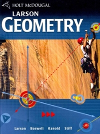 Holt McDougal - Larson Geometry (0th) edition 9780547315171 0547315171