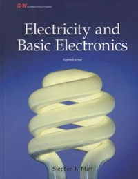 Electricity and Basic Electronics 8th edition 9781605259536 1605259535