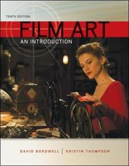 Film Art 10th Edition 9780073535104 0073535109
