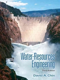 Water-Resources Engineering (3rd) edition 132833212 9780132833219