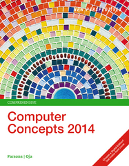 New Perspectives on Computer Concepts 2014 16th Edition 9781285096926 1285096924