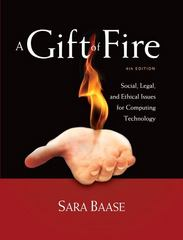 A Gift of Fire 4th Edition 9780132492676 0132492679