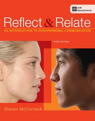 Reflect and Relate 3rd Edition 9780312564599 0312564597