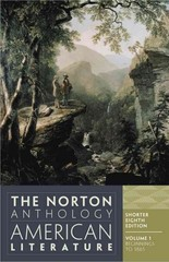 The Norton Anthology of American Literature 8th Edition 9780393918861 0393918866