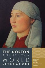 The Norton Anthology of World Literature 3rd Edition 9780393919615 0393919617