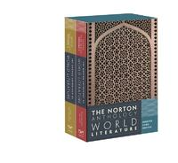 The Norton Anthology of World Literature 3rd Edition 9780393919622 0393919625