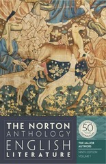 The Norton Anthology of English Literature, The Major Authors 9th Edition 9780393919646 0393919641