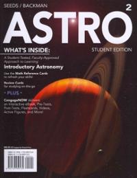 ASTRO2 (with CengageNOW Printed Access Card) (2nd) edition 9781133950134 1133950132