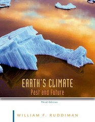 Earth's Climate 3rd Edition 9781429255257 1429255250