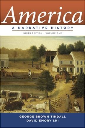 America a narrative history volume 1 9th edition rent a narrative history volume 1 fandeluxe Images