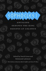 Sophocles I 3rd Edition 9780226311517 0226311511