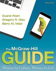 The McGraw-Hill Guide 3rd Edition 9780073405926 0073405922