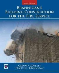 Brannigan's Building Construction For The Fire Service (5th) edition 1449688942 9781449688943