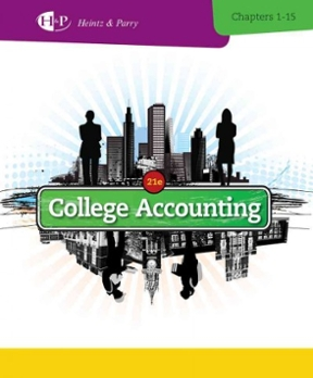 College accounting chapters 1 15 chapters 1 15 21st edition rent college accounting chapters 1 15 21st edition 9781285055442 1285055446 view textbook solutions fandeluxe Image collections