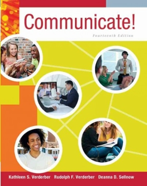 communicate verderber 14th edition pdf free