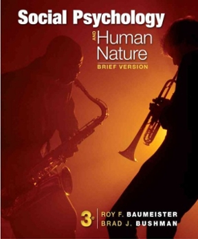 Social psychology and human nature brief 3rd edition rent social psychology and human nature brief 3rd edition fandeluxe Choice Image