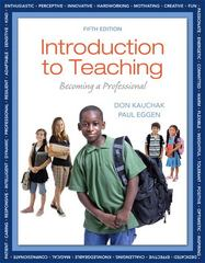 Introduction to Teaching 5th Edition 9780132835633 0132835630