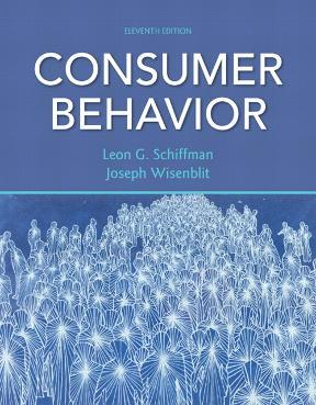 Consumer behavior 11th edition rent 9780132544368 chegg consumer behavior 11th edition 9780132544368 0132544369 fandeluxe Image collections
