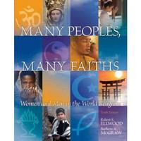 Many Peoples, Many Faiths 10th Edition 9780205797110 0205797113