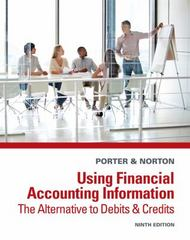 Using Financial Accounting Information 9th Edition 9781285183237 1285183231