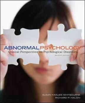 Abnormal psychology clinical perspectives on psychological disorders abnormal psychology 7th edition 9781259133381 1259133389 fandeluxe Gallery