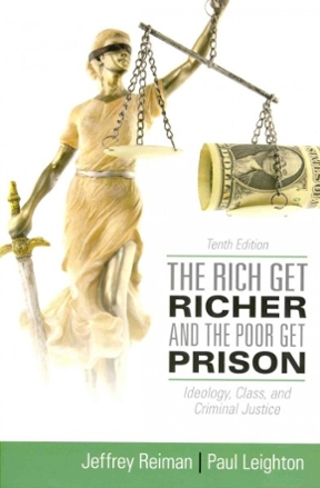 the rich get richer and the poor get prison essay But in this essay, our focus will be on the ramifications for politics and  if the rich  are getting richer, and the poor, if they are not getting poorer in real  among the  unemployed, within the underground economy, or in prison.