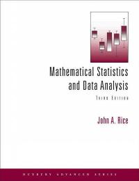 Mathematical statistics and data analysis 3rd edition chapter8.